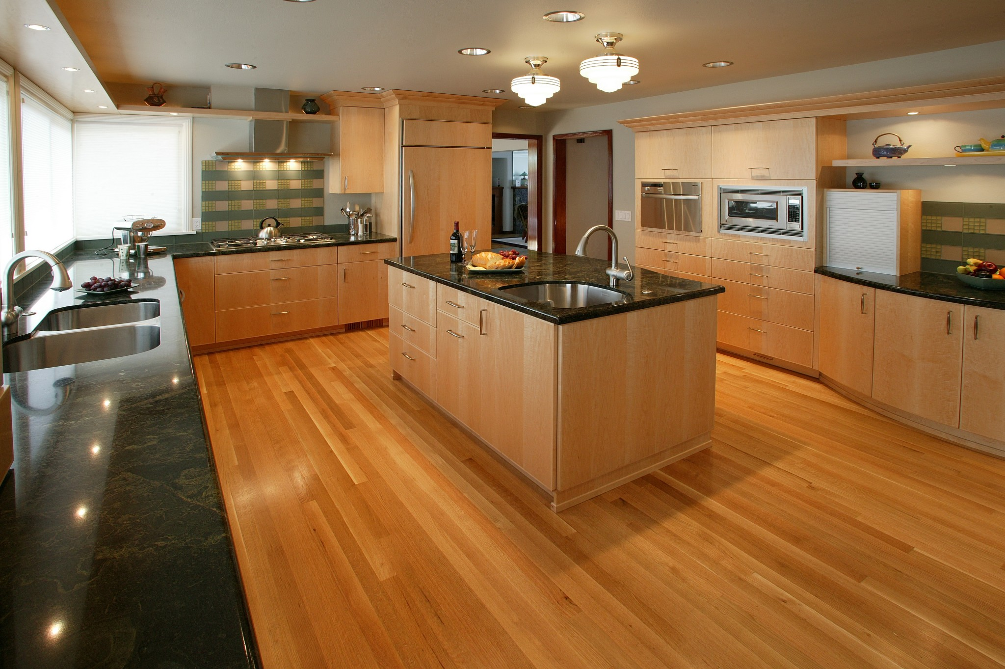 Kitchen Remodel | M.R. Construction | Tacoma, WA
